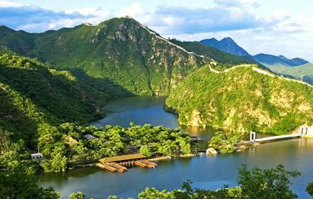 怀柔黄花城水长城-小西湖