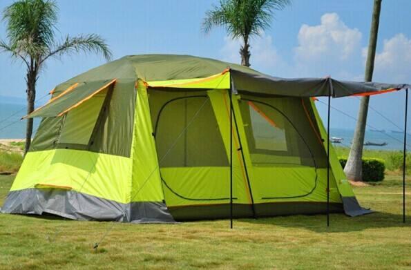 团建拓展_如何选择露营专业帐篷